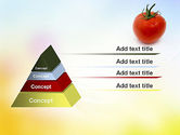 Natural Nutrition PowerPoint Template#12