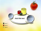 Natural Nutrition PowerPoint Template#16