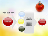 Natural Nutrition PowerPoint Template#17