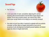 Natural Nutrition PowerPoint Template#2