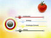 Natural Nutrition PowerPoint Template#3