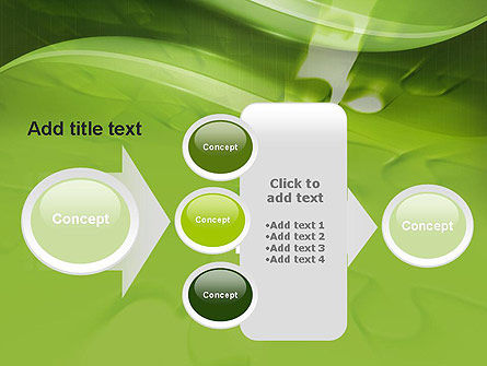 Puzzle Business PowerPoint Template Slide 17