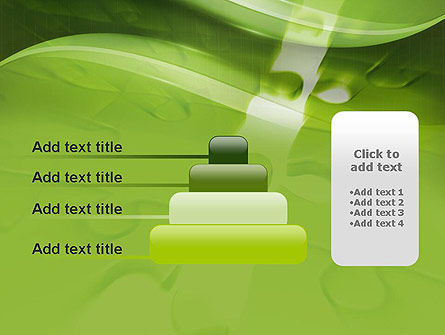 Puzzle Business PowerPoint Template Slide 8