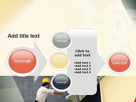 Industrial Products Supply PowerPoint Template Slide 17