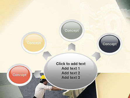 Industrial Products Supply PowerPoint Template Slide 7