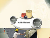 Industrial Products Supply PowerPoint Template#16