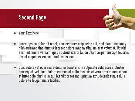 Health and Wellness PowerPoint Template, Slide 2, 10941, Medical — PoweredTemplate.com
