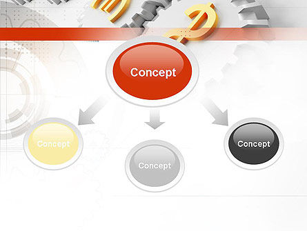 Working Money PowerPoint Template Slide 4