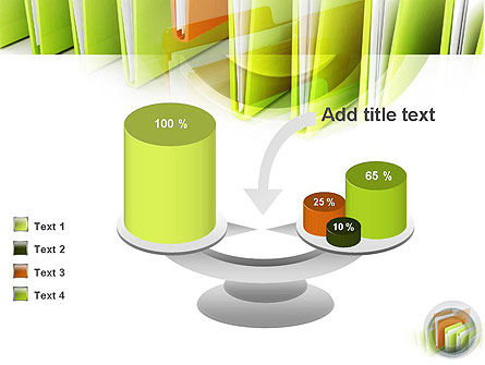 Files PowerPoint Template Slide 10