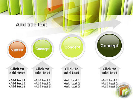 Files PowerPoint Template Slide 13