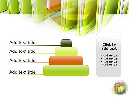 Files PowerPoint Template Slide 8