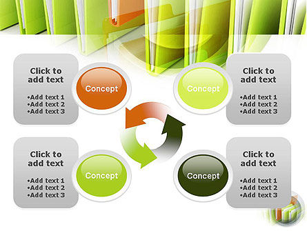 Files PowerPoint Template Slide 9