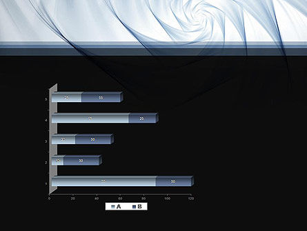 Abstract Infinity PowerPoint Template Slide 11