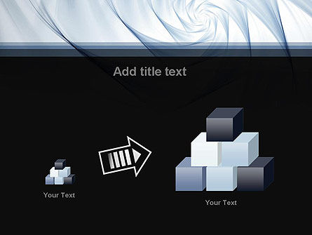 Abstract Infinity PowerPoint Template Slide 13