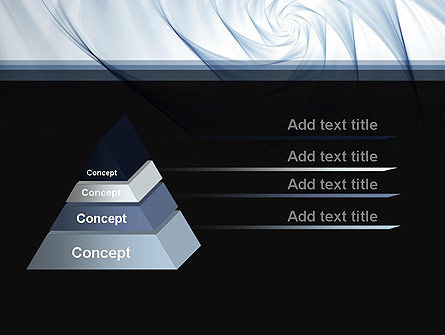 Abstract Infinity PowerPoint Template, Slide 4, 10945, Abstract/Textures — PoweredTemplate.com