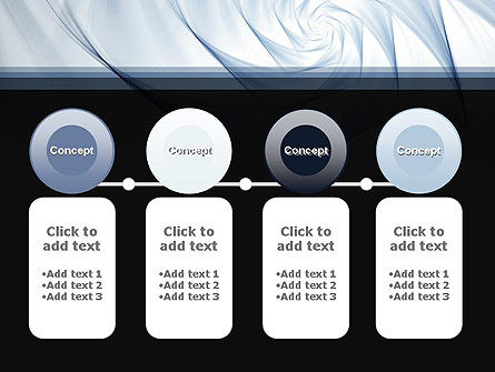 Abstract Infinity PowerPoint Template Slide 5