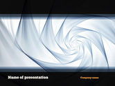 Abstract/Textures: Abstract Infinity PowerPoint Template #10945