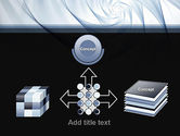 Abstract Infinity PowerPoint Template#19