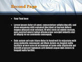 Abstract Infinity PowerPoint Template#2
