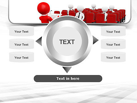 Conference Speaking PowerPoint Template Slide 12