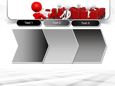 Conference Speaking PowerPoint Template Slide 16