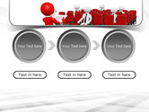 Conference Speaking PowerPoint Template#5