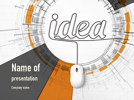 Idea Development PowerPoint Template