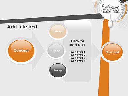 Idea Development PowerPoint Template Slide 17