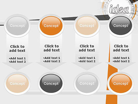 Idea Development PowerPoint Template Slide 18