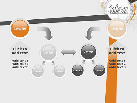 Idea Development PowerPoint Template Slide 19