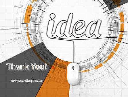 Idea Development PowerPoint Template Slide 20