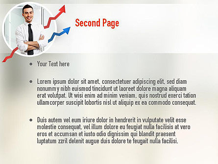 Effective Manager PowerPoint Template, Slide 2, 10950, People — PoweredTemplate.com