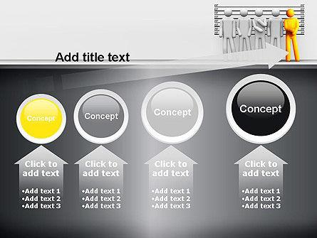 Lineup Procedure PowerPoint Template Slide 13
