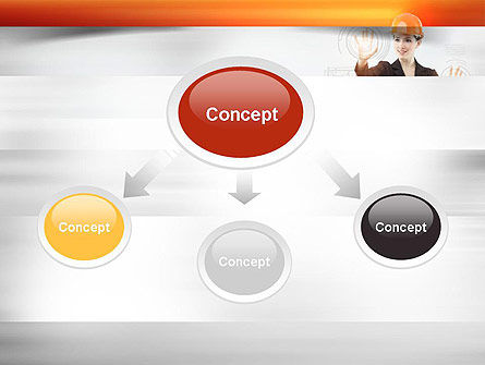 Lead Architect PowerPoint Template, Slide 4, 10958, Careers/Industry — PoweredTemplate.com