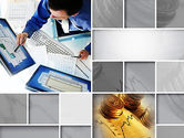 Financial/Accounting: Accounting Services PowerPoint Template #10959