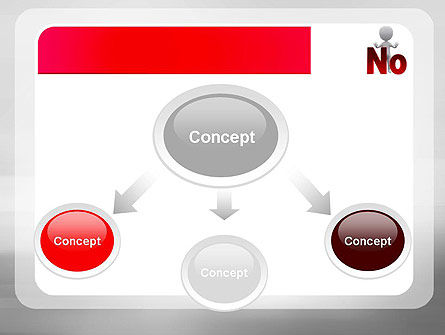No PowerPoint Template Slide 4