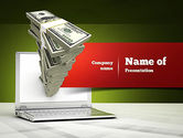 Financial/Accounting: IT Investments PowerPoint Template #10973