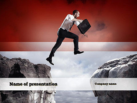Career Change PowerPoint Template, 10974, Careers/Industry — PoweredTemplate.com