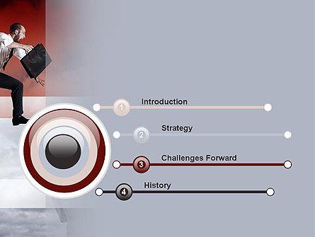 Career Change PowerPoint Template, Slide 3, 10974, Careers/Industry — PoweredTemplate.com