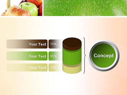 Apple Collage PowerPoint Template Slide 11