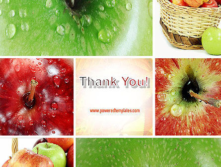 Apple Collage PowerPoint Template Slide 20