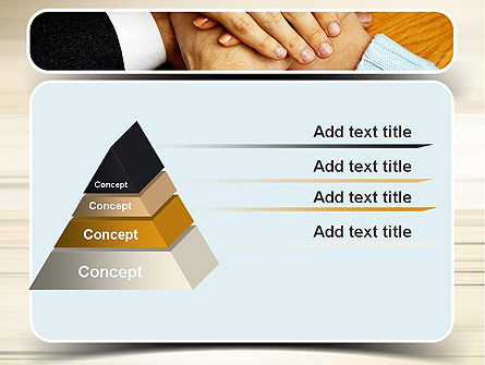People Hands Together PowerPoint Template Slide 12