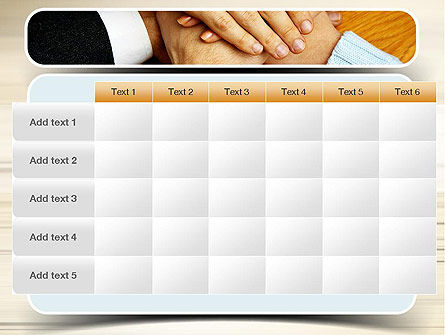 People Hands Together PowerPoint Template Slide 15