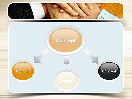 People Hands Together PowerPoint Template Slide 4