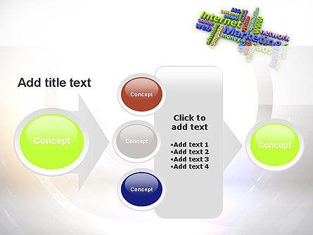 Online Marketing PowerPoint Template Slide 17
