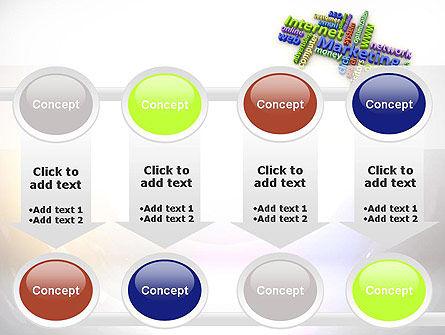 Online Marketing PowerPoint Template Slide 18