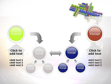 Online Marketing PowerPoint Template Slide 19