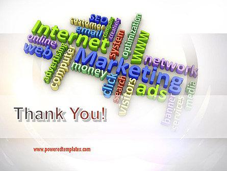 Online Marketing PowerPoint Template Slide 20