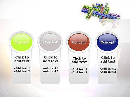 Online Marketing PowerPoint Template Slide 5