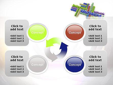 Online Marketing PowerPoint Template Slide 9